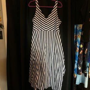 Women's plus size dress